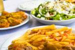 Kreetalaista ruokaa